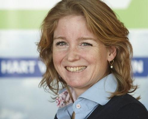 Sanneke van der Kley